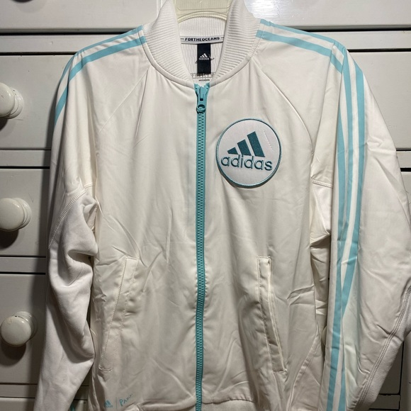 Adidas X Parley 'For The Oceans' Jacket